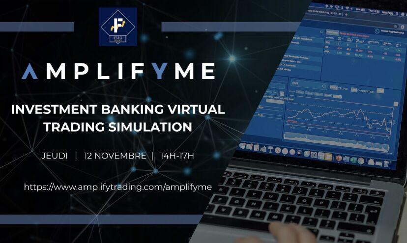 Simulation de Trading avec AmplifyMe